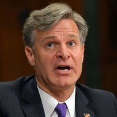 US Senate confirms Christopher Wray as the new FBI director