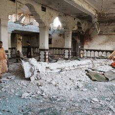 Afghanistan: Islamic State claims attack on Herat Shi'ite mosque that killed at least 29 people