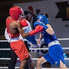 Three Indian boxers in quarter-finals of Asian Junior Championships