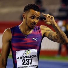Canada's Andre De Grasse to miss World Athletics Championships after suffering torn hamstring