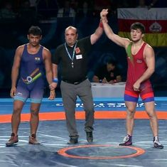 World Junior Wrestling Championships: Deepak Punia loses bronze medal play-off in 84 kg freestyle