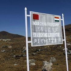 India and China to hold border talks on Friday, the first since the Doklam standoff