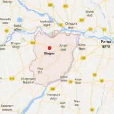 Three men beaten in Bihar's Bhojpur district on suspicion of carrying beef