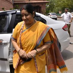 Killing of 39 Indians in Iraq: Congress to move privilege motion against Sushma Swaraj
