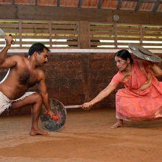 Watch: This grandmother from Kerala keeps the craft of Kalaripayattu alive and kicking