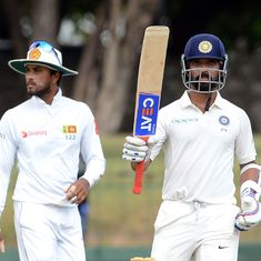 While Pujara did his thing, Rahane proved again he is a vital cog in India's wheel
