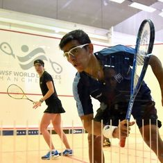 India's mixed pairs reach quarter-finals of World Doubles Squash Championships