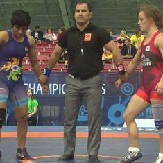 World Junior Wrestling Championships: Manju Kumari wins bronze medal in women's 59 kg