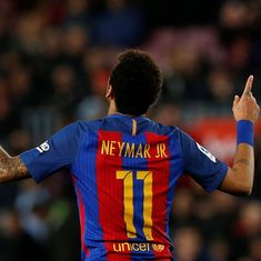 Barcelona may have got €222 million but Neymar meant a lot more to them than that