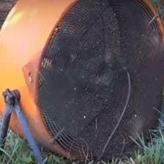Watch this inventive way to trap thousands of mosquitoes at once (it needs a pitbull dog)