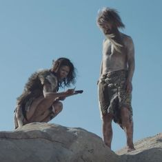 Watch: What if mansplaining had its (comical) roots in the stone age?