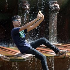 Social media addiction has its perils, but Instagram is where young Indians come to bare their soul