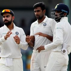 Sydney: Ashwin named in India's 13-man squad after being ruled out initially; Ishant Sharma absent