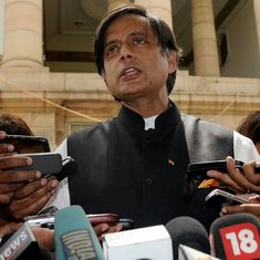 Readers' comments: There should be no media trial of Shashi Tharoor in Sunanda Pushkar case