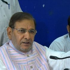 Sharad Yadav likely to skip JD(U) meet in Patna, plans to form new anti-BJP front
