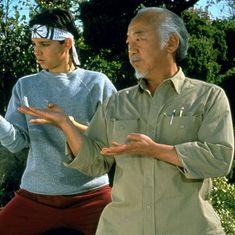 Cast of the original 'The Karate Kid' reunites for a web sequel