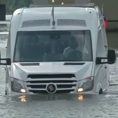 Video: Meet the Czech inventor who has created a van that drives on road and floats on water