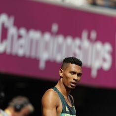 Wayde van Niekerk and Elaine Thompson provide appetiser ahead of the Usain Bolt show