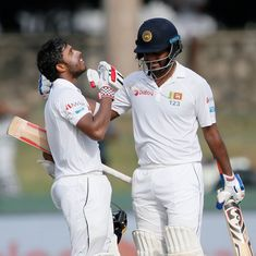 More than hope for a miracle, Mendis and Karunaratne provided a vision for Sri Lanka's future