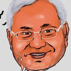 बात-बेबात, नीतीश कुमार के साथ