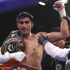 Boxing: Vijender Singh to face Russia's Artysh Lopsan in first bout in over a year on March 19
