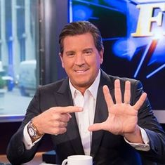 Fox News suspends host Eric Bolling over claims that he sent sexually inappropriate text messages