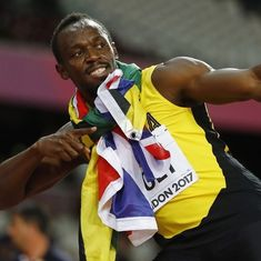 Usain Bolt still has a key role to play in athletics, believes Sebastian Coe