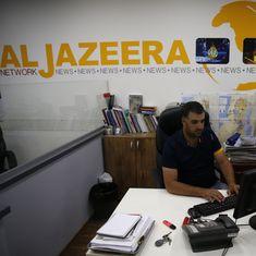 Israeli minister wants Al Jazeera's offices in Jerusalem closed