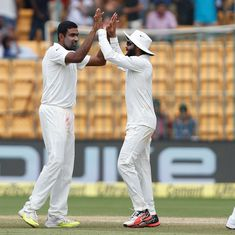 The rise of Ashwin-Jadeja as a hunting pair has been the ladder for India's Test success