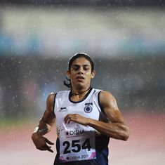 Indian sprinter Nirmala Sheoran gets doping ban for four years, stripped of Asian C'ships medals