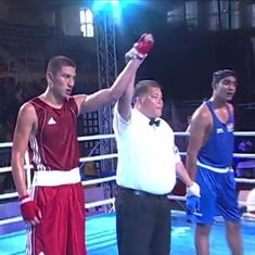 India finish with 2 silver, 6 bronze medals at Asian Junior Boxing Championships