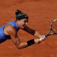 Former French Open finalist Sara Errani handed two-month doping ban