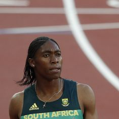 Olympic champion Caster Semenya's fight against new gender rule at top sports court begins