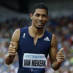 Wayde van Niekerk's quest for 200-400-metre double highlights Day 5 of world championships