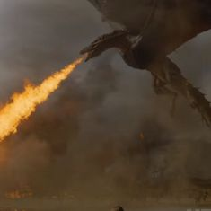'An F-16 at a medieval battle': How Daenerys's fiery attack on the Lannister army was filmed