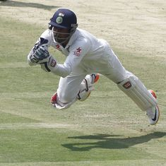 Wriddhiman Saha India's best keeper in the last five-ten years, says Sourav Ganguly