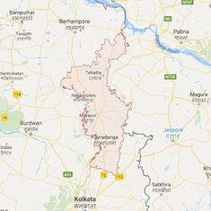 West Bengal: 8 people killed as bus falls into a canal in Nadia district