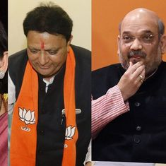 BJP wins two Rajya Sabha seats from Gujarat, Congress ekes out victory for Ahmed Patel