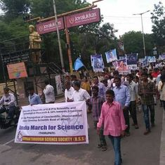 March for Science: Why thousands of Indian scientists will take to the streets on August 9