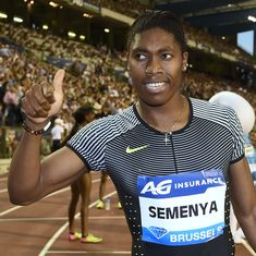 IAAF postpones implementation of new gender rules over Semenya's CAS case