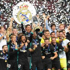 Real Madrid's victory over Manchester United showed the gulf between world champs & England's No 6
