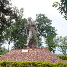 Artists' community condemns decision to dismantle Ramkinkar Baij's Gandhi statue in Guwahati