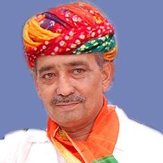 Former Union minister Sanwar Lal Jat dies at 62