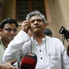We're mulling an impeachment motion against Chief Justice Dipak Misra, says CPI(M)'s Sitaram Yechury