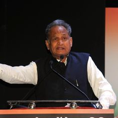 Rafale deal will sink the Narendra Modi government, says Congress leader Ashok Gehlot