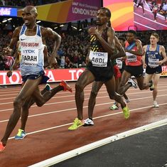 Mo Farah's hopes of a dream farewell alive,  enters 5,000 metres final