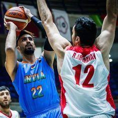 Asia Cup: Iran rout India 101-54 through Hamed Haddadi masterclass