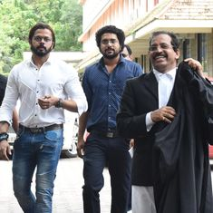 BCCI files appeal in Kerala High Court against lifting lifetime ban on Sreesanth