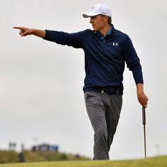 Level start for Jordan Spieth in first round of PGA Championship
