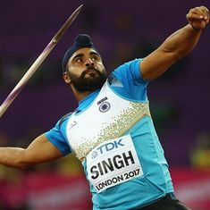 Javelin thrower Davinder Singh Kang let off with reprimand in marijuana case: Report